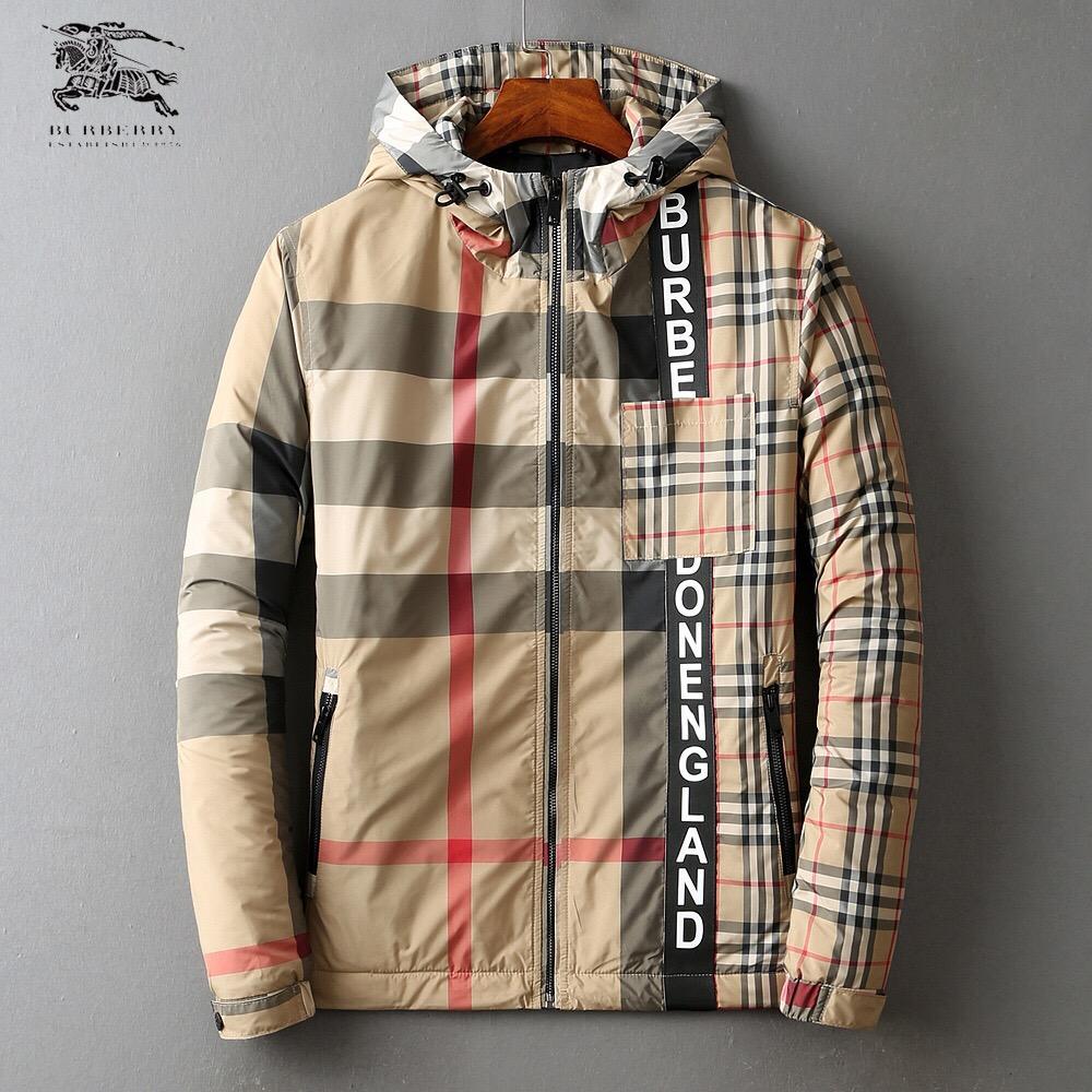 Cheap          men's Jacket discount Burebrry Jacket for men          men Coats 1