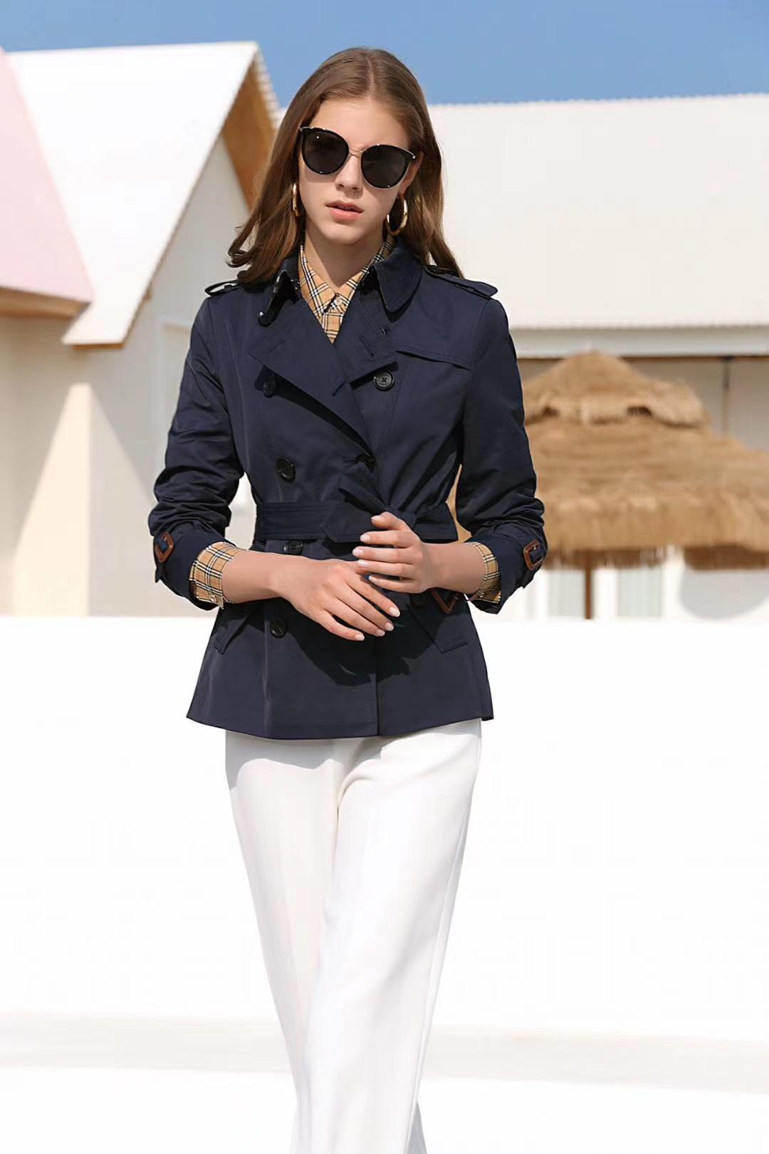 Cheap          Trench Coats Women Jackets Burerry Women's Trench Coats Price  6