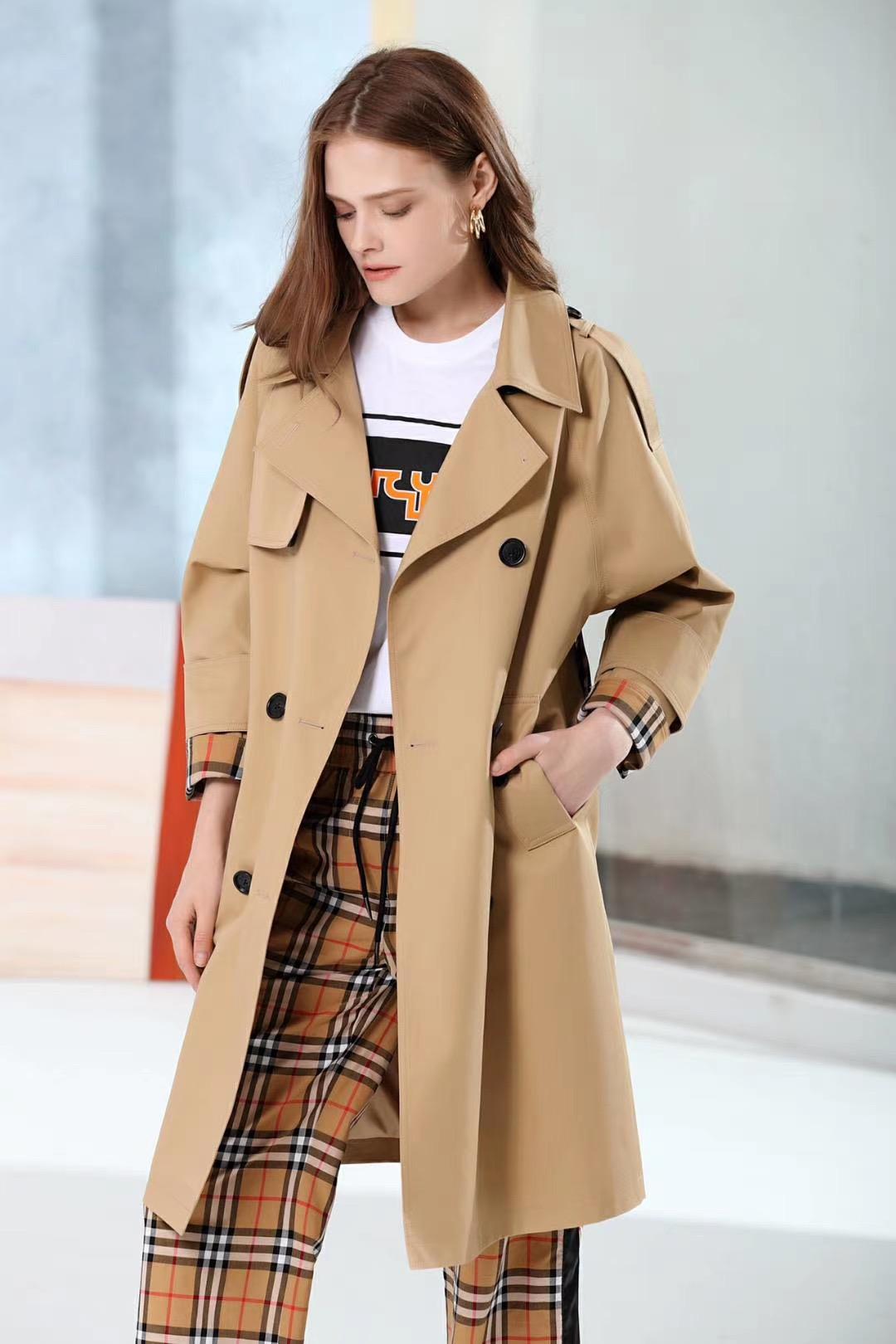 Cheap          Trench Coats Women Jackets Burerry Women's Trench Coats Price  9