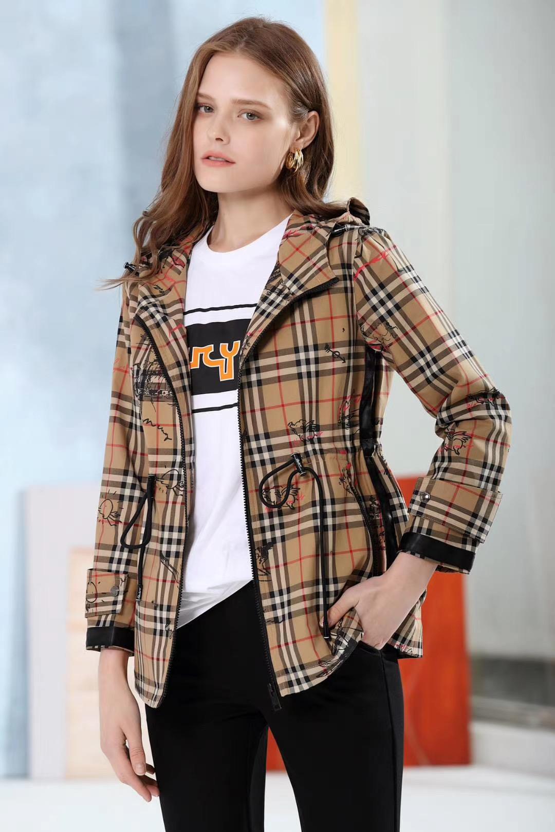 Cheap          Trench Coats Women Jackets Burerry Women's Trench Coats Price  10