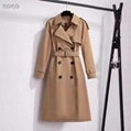 Cheap          Trench Coats Women Jackets Burerry Women's Trench Coats Price  2