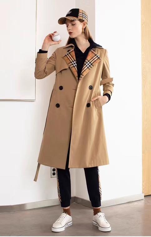 Cheap          Trench Coats Women Jackets Burerry Women's Trench Coats Price  13
