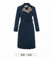 Cheap          Trench Coats Women Jackets Burerry Women's Trench Coats Price  14