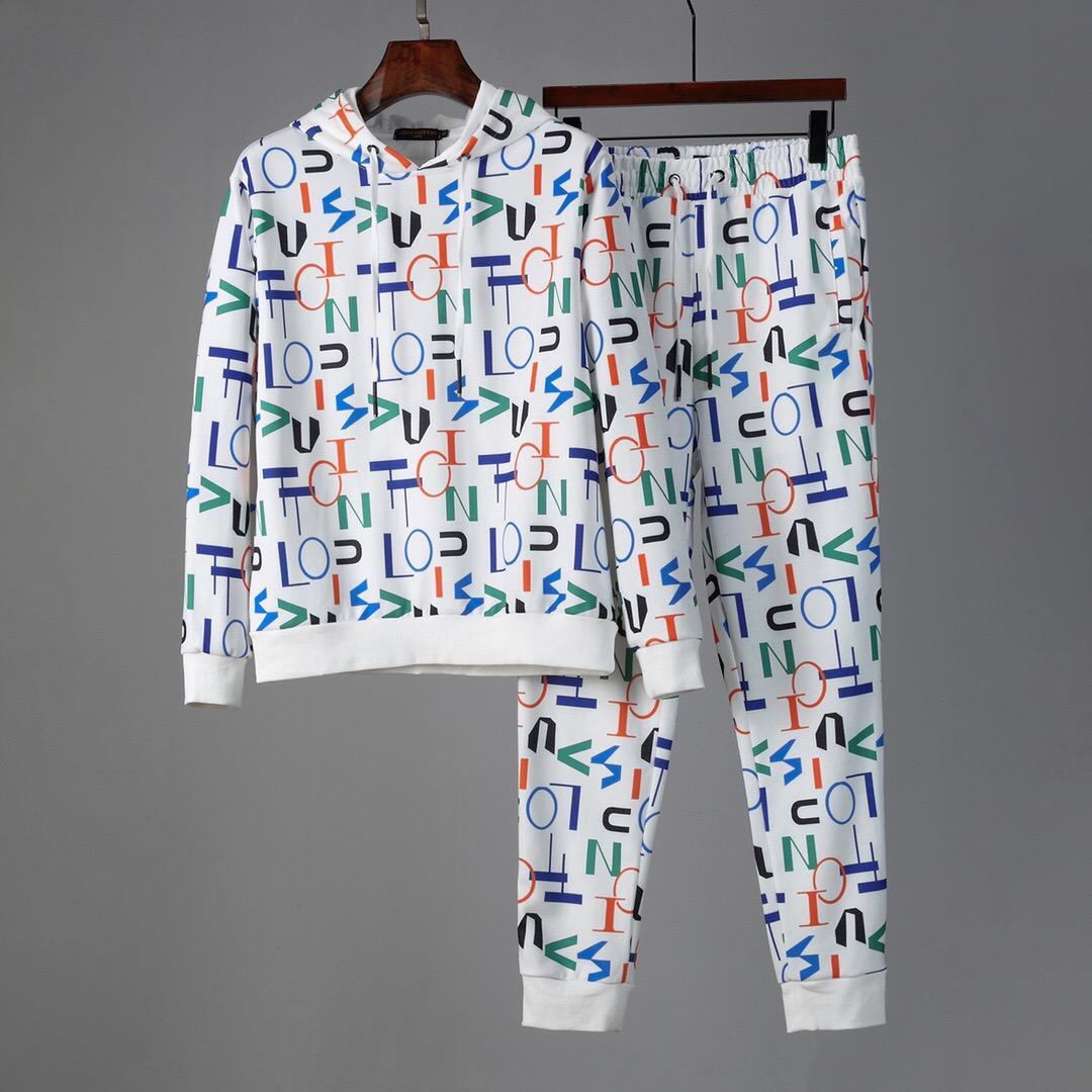Cheap               men tracksuits               Sweatshirts    sweatpants 6
