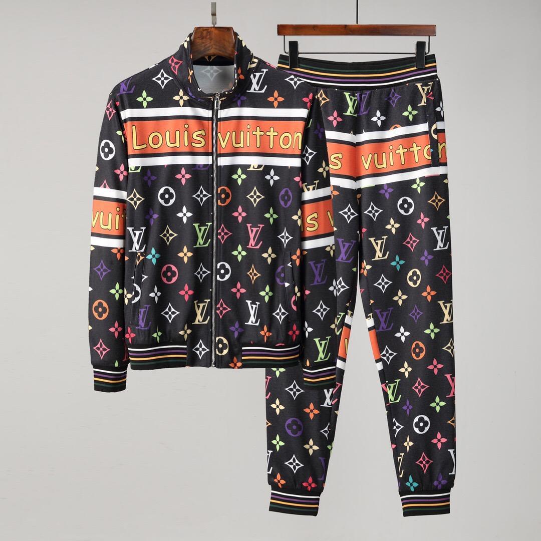 Cheap               men tracksuits               Sweatshirts    sweatpants 3