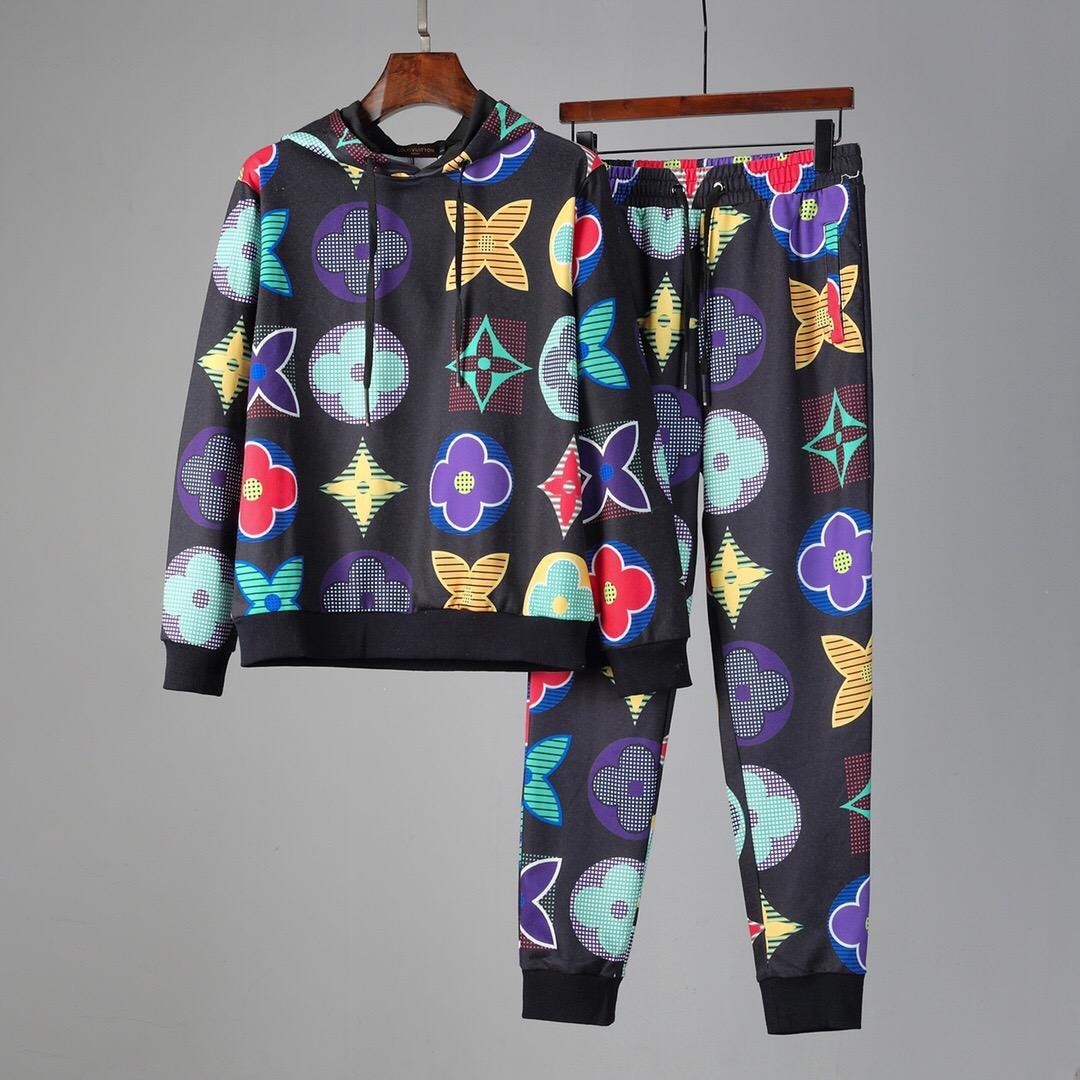 Cheap               men tracksuits               Sweatshirts    sweatpants 9