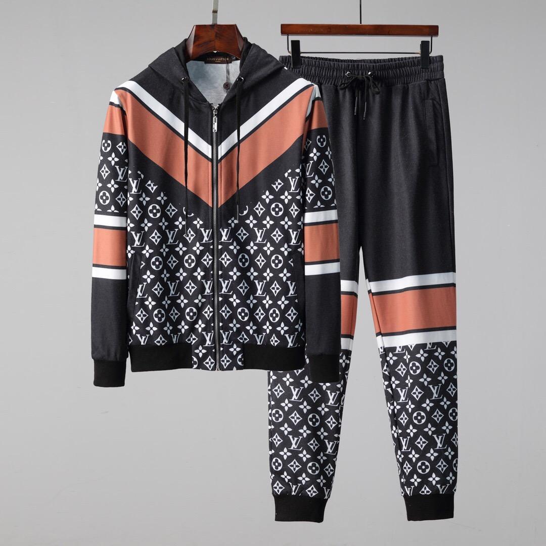 Cheap               men tracksuits               Sweatshirts    sweatpants 1