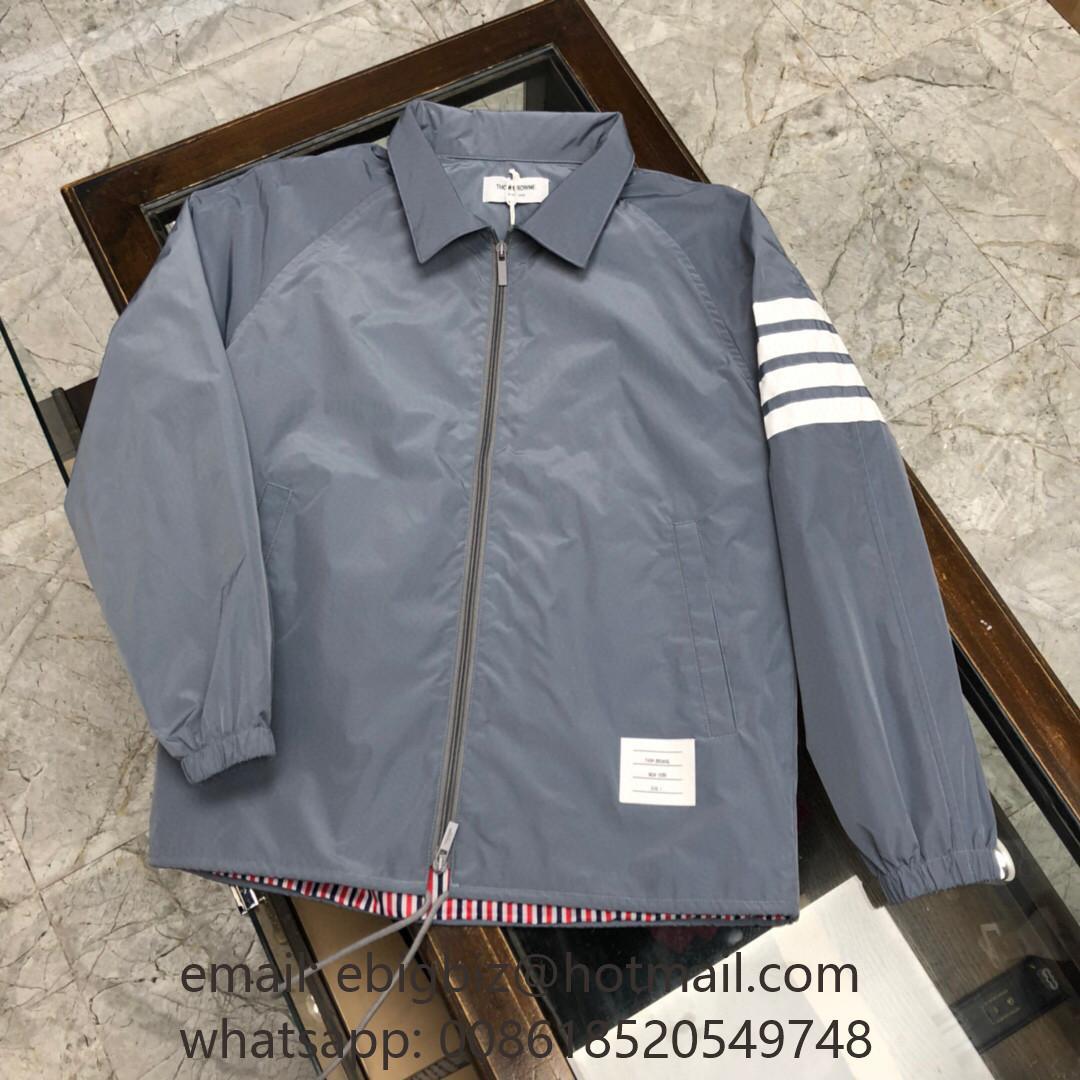 Cheap Thom Browne men's Jackets men's Thom Browne Jakcets Thom Browne men coats 3