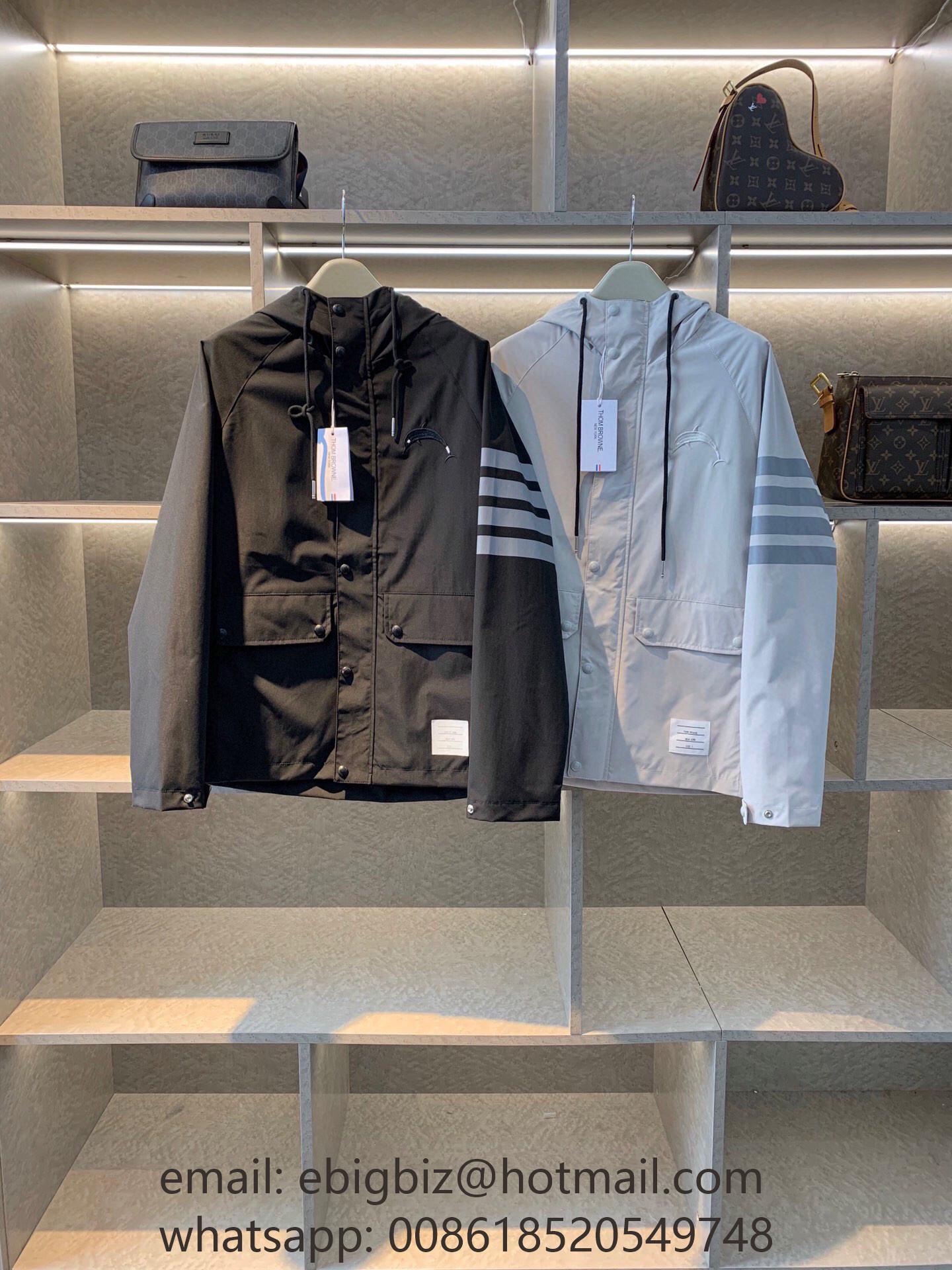 Cheap Thom Browne men's Jackets men's Thom Browne Jakcets Thom Browne men coats 8