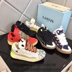 Whoelsael Lanvin Sneakers Runners men Cheap Lanvin Sneakers women Lanvin Shoes