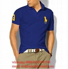 Polo              Men Classic Fit Big Pony t shirt Wholesale Polo t shirts Price