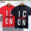 Wholesale Dsquared2 men's t shirts Cheap Dsquared2 ICON UNISEX Slim Fit T-Shirts