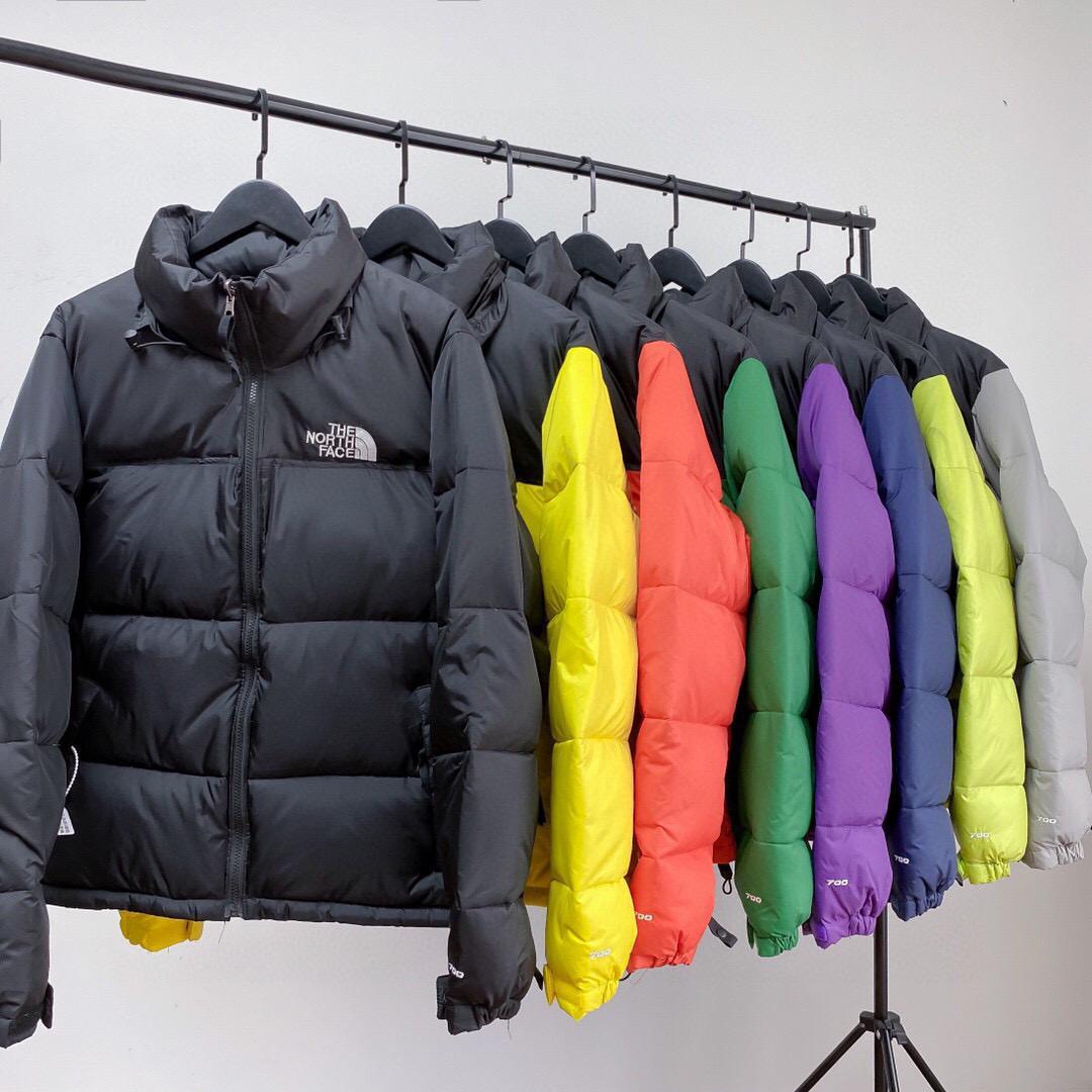 Wholesale The North Face 700 Down Jacket Women Men Winter Warm Outerwear Puffer