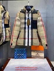 Wholesale          Nylon Hooded Parka Jacket men's          Puffer Down jackets