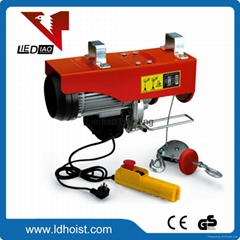Manufacturer of Mini electric wire rope hoist lifting tool
