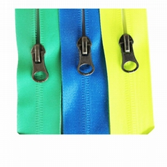 5# waterproof printed no end zipper