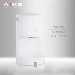 艾克壁挂式卫生间干手机AK2631