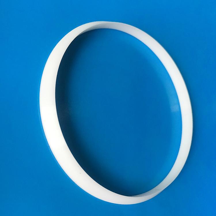 Shenzhen High wear Resistance  Industrial 95 Alumina Ceramic rings 4