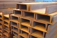 湖南長沙鋼材大市場槽鋼批發