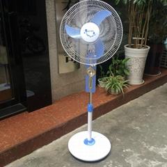 16 Inch Rechargeable Emergency Light Fan