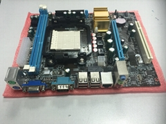 N68-MIX V1.0 OEM factory hotsale C6100 pc comptuer desktop whole sale amd mother
