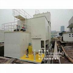 常州华社供应印染厂污水处理设备
