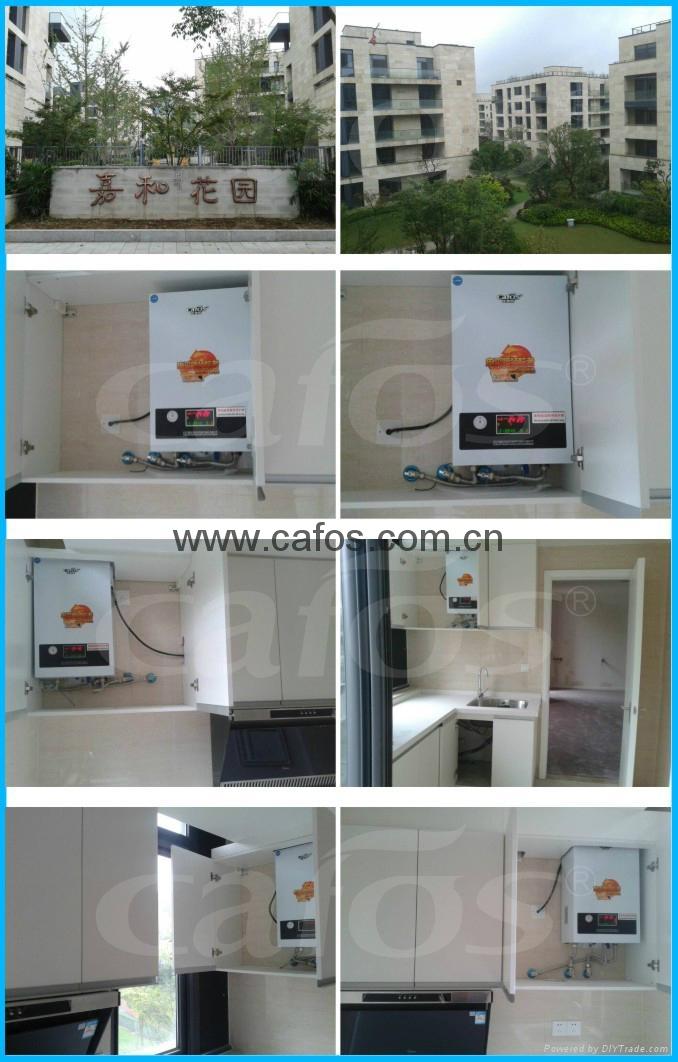 壁挂式房屋加热感应锅炉电采暖炉 5
