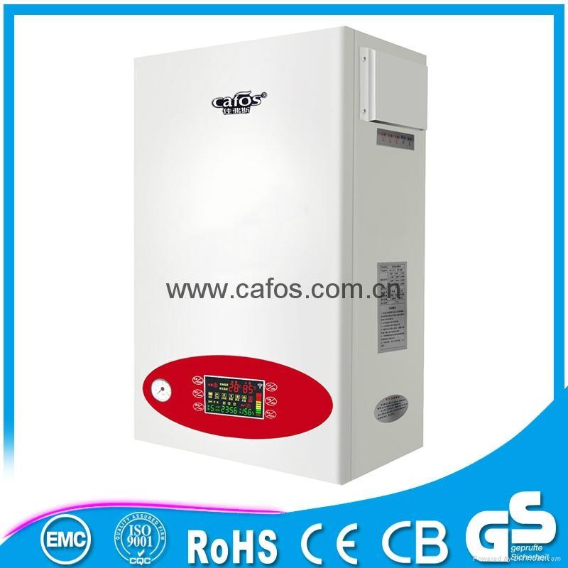 16-50KW 220V三相环保电中央供暖炉用于家庭供暖 1