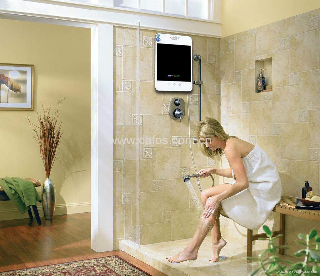 即热式家庭用电热水器 5