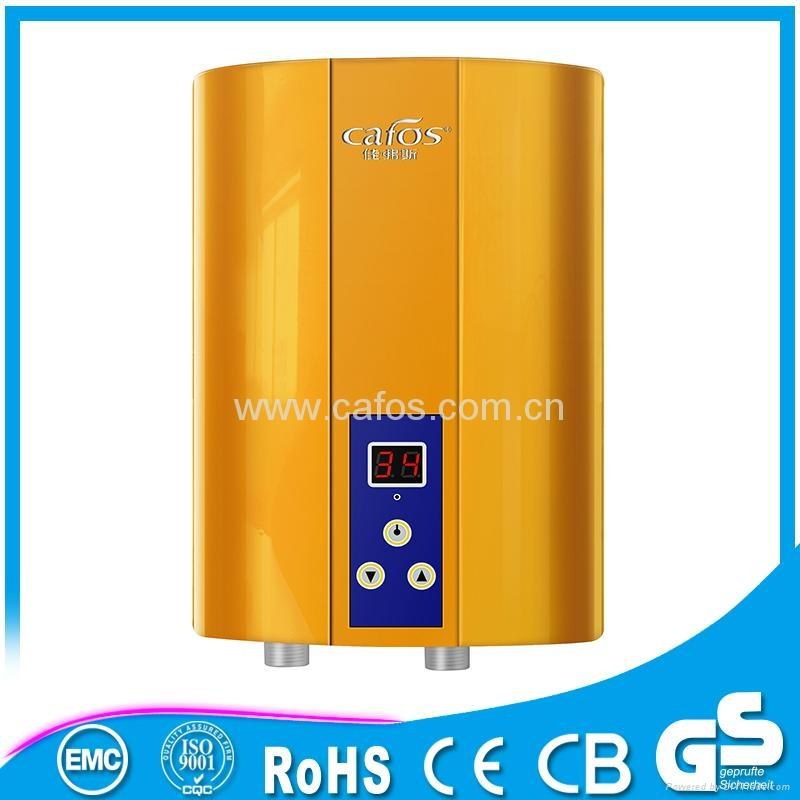 便携式即热式电热水器 4