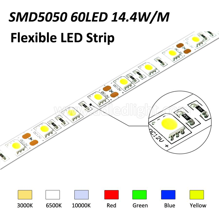 12 Volt Led Light Strips Flexible Black