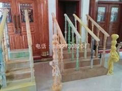 玉石樓梯欄杆質量好模具