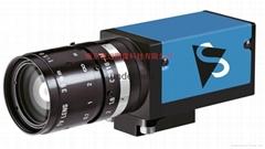 千兆網口工業相機CCD攝像頭 DMK23G274