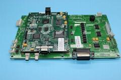 黑邁柯尼卡1024主板寫真機噴繪機主板