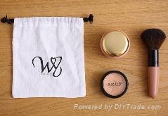 Personalized Design Fashion Canvas Cotton Drawstring Bag