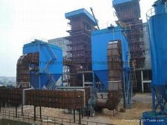 山西瑞洁环保电厂除尘器