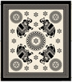 Queen Size Wall Hanging Tapestry Cotton