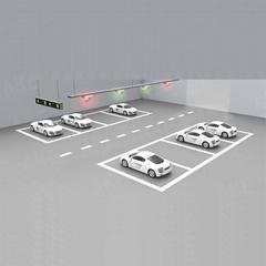 大連停車場車位引導系統