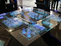 北京電子沙盤模型