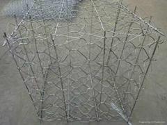 河道护岸工程专用石笼网