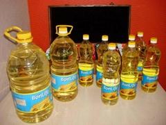 Top Grade Refined Sunflower oil at cheap