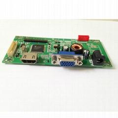 M660B LCD Controller Board with VGA HDMI Input