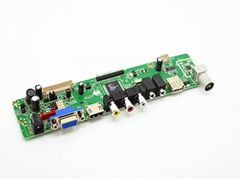 V59 LCD TV Controller Board Model LA.MV9.P with VGA HDMI USB Inputs