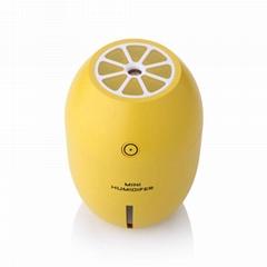 lemon fashion mini humidifier