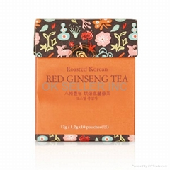 ROASTED KOREAN RED GINSENG TEA