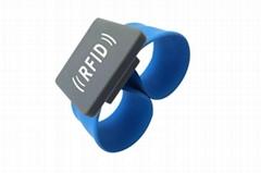 RFID Silicone Wristband GJ-035