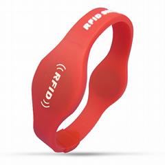 RFID Silicone Wristband GJ-018