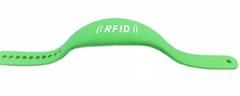 RFID Silicone Wristband GJ-033