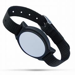 RFID Nylon Wristband NL004