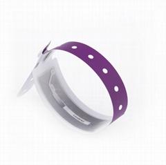 RFID Paper Disposable Wristband HC-ZZ001